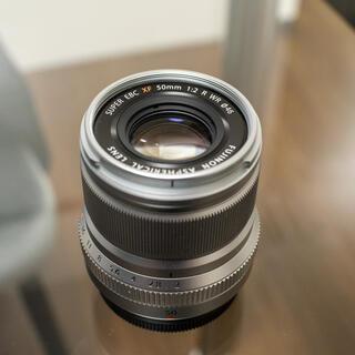 フジフイルム(富士フイルム)のFUJI FILM XF50F2 R WR S(レンズ(単焦点))