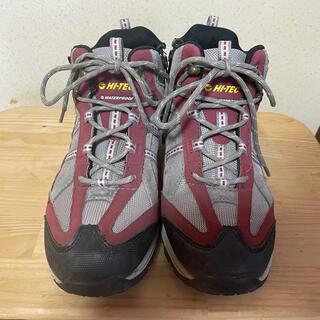 ハイテック(HI-TEC)のHI-TECH WATERPROOF 登山靴 トレッキングシューズ(スニーカー)