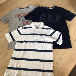 ギャップキッズ(GAP Kids)のGAP kids& OLD NAVY 160 3枚セット(Tシャツ/カットソー)