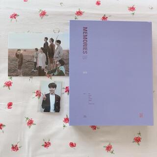 防弾少年団(BTS) - 美品 Memories 2018 メモリーズ トレカ付 DVD 日本語字幕