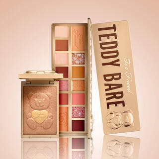Too Faced - too faced 限定 くま アイパレット