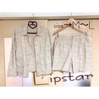 LIPSTAR - Lipstar/リップスター/カモフラ/山ガール/アウトドア/迷彩/ミリタリー/