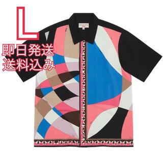 Supreme - L Supreme Emilio Pucci S/S Shirt シャツ