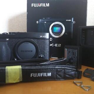 富士フイルム - FUJIFILM  X-E2  元箱付美品