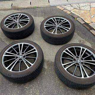 トヨタ(トヨタ)のトヨタ86純正ホイールセット(タイヤ・ホイールセット)