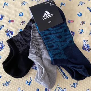 アディダス(adidas)のアディダスメンズソックス(ソックス)