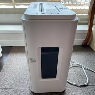 コクヨ(コクヨ)のコクヨシュレッダーホワイトAMKPS-MX100W(オフィス用品一般)