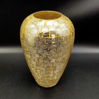 フランフラン(Francfranc)の【フランフラン】花瓶 ゴールド(花瓶)