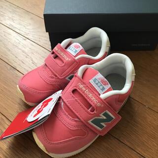 ニューバランス(New Balance)のニューバランス  スニーカー 16cm 新品(スニーカー)