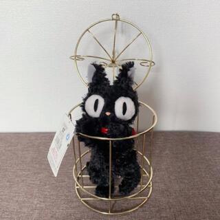 ジブリ(ジブリ)の魔女の宅急便 くたくたジジ ぬいぐるみ (這S) サン・アロー(キャラクターグッズ)