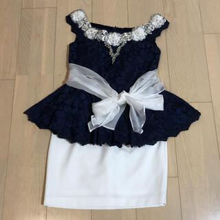 エンジェルアール(AngelR)のローブドフルール  ツーピース ドレス(ナイトドレス)