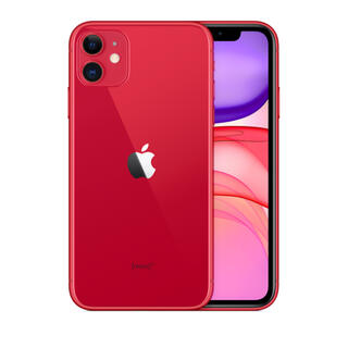 iPhone - 新品未開封◯iPhone11 Product Red 64G