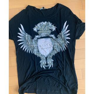グッチ(Gucci)のGUCCIグッチTシャツSレーヨン(Tシャツ(半袖/袖なし))