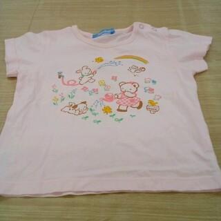 familiar - ファミリア 100cm 半袖 Tシャツ 02MN06121479