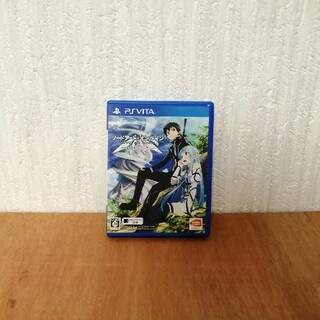 プレイステーションヴィータ(PlayStation Vita)のPSVita ゲームソフト ソードアート・オンライン -ロスト・ソング-(携帯用ゲームソフト)