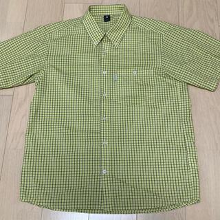 モンベル 半袖シャツ Lサイズ(登山用品)