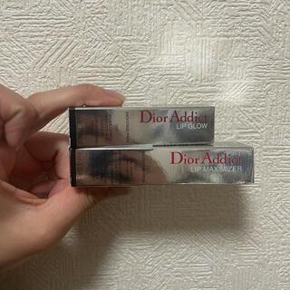 Dior - 【別々売】Dior リップグロウ マキシマイザー