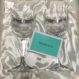 Tiffany & Co. - ティファニー ペアワイングラス*新品未使用品*