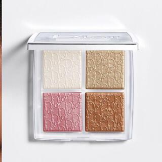 Dior - 新品 ディオール バックステージ ハイライト アイシャドウ パレット 001