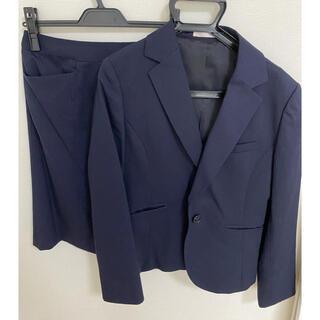 アオキ(AOKI)のAOKI スーツセット(ジャケット・スカート)(スーツ)