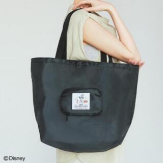 Disney - スプリング6月号付録 101匹わんちゃん エコバッグ に変身するショルダーバッグ
