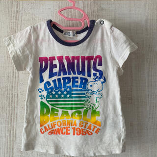 SNOOPY - スヌーピー半袖Tシャツ