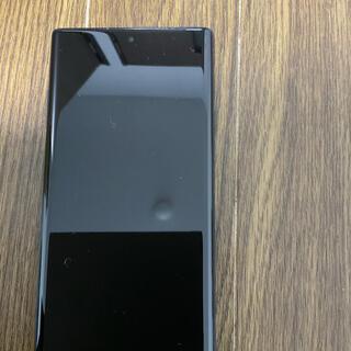 Galaxy - Galaxy note 10 + オーラブラック docomo