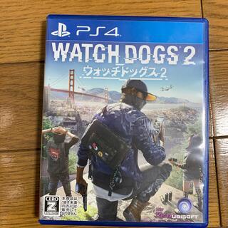 プレイステーション4(PlayStation4)のウォッチドッグス2 PS4 中古(家庭用ゲームソフト)
