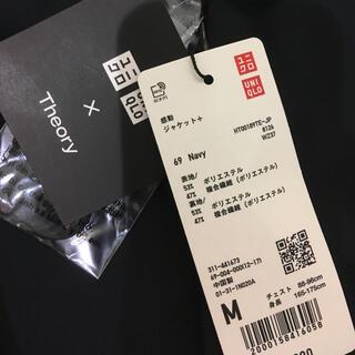 UNIQLO - UNIQLO × Theoryコラボ 2021新作 感動ジャケット
