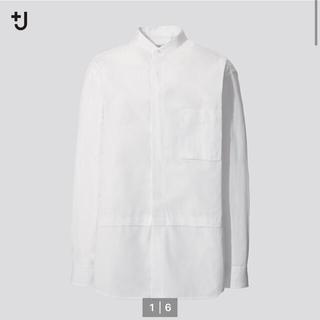 Jil Sander - +J ユニクロ スーピマコットンオーバーシャツ