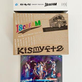 キスマイフットツー(Kis-My-Ft2)のKis-My-Ft2 2016コンサートツアー ISCREAM  Blu-ray(ミュージック)