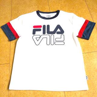 FILA - FILA キッズTシャツ 男女兼用150