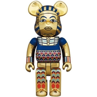 メディコムトイ(MEDICOM TOY)の最安新品即納 BE@RBRICK ANCIENT EGYPT 400%(その他)