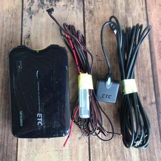 ミツビシデンキ(三菱電機)の軽登録 三菱電機 分離型ETC車載器 EP-9U79 音声あり(ETC)
