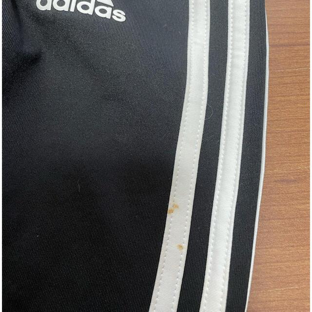 adidas(アディダス)のadidasアディダス150レギンス キッズ/ベビー/マタニティのキッズ服女の子用(90cm~)(パンツ/スパッツ)の商品写真