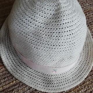 ファミリア(familiar)のワンシーズン着用 ファミリア 47センチ(帽子)