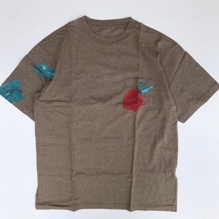 グッドイナフ(GOODENOUGH)のGOODENOUGH × CODE:C コラボT Lサイズ(Tシャツ/カットソー(半袖/袖なし))