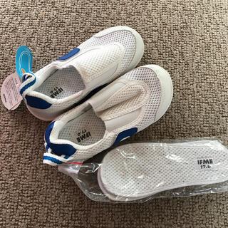 アシックス(asics)の新品未使用 イフミー 靴 17cm(スクールシューズ/上履き)