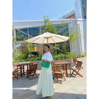 Chesty - タグ付き❣️rosymonster  leaf print skirt スカート
