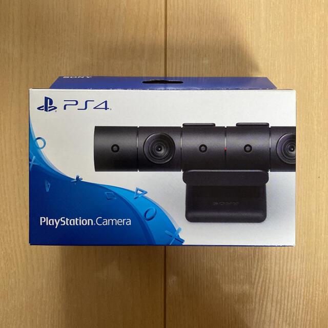 PlayStation4(プレイステーション4)のPS4 PlayStation Camera CUH-ZEY2J エンタメ/ホビーのゲームソフト/ゲーム機本体(その他)の商品写真