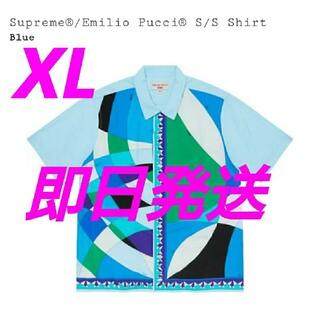 Supreme - supreme emilio pucci S/S Shirt