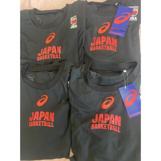 アシックス(asics)のバスケ日本代表tシャツ、ロングt、バスパン14点セット(バスケットボール)