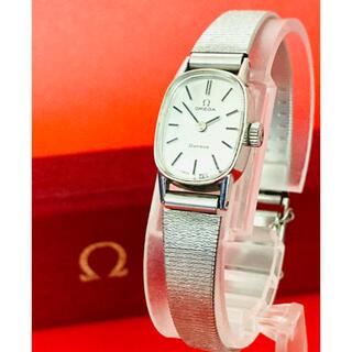 オメガ(OMEGA)のオメガ OMEGA ジュネーブ 手巻き レディース腕時計(腕時計)