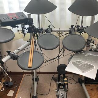 ヤマハ - YAMAHA 電子ドラム DTXPLORERプラスセット 説明書付き