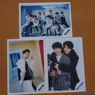 Johnny's - ジャニーズ公式写真【SnowMan☃️】120円~