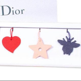 Dior - Diorノベルティ♦︎バッグチャーム3種♦︎ミスディオール香水1ml
