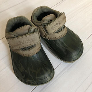 クロックス(crocs)のクロックス 子供靴(スニーカー)