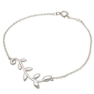 ティファニー(Tiffany & Co.)のティファニー オリーブ リーフ ヴァイン ブレスレット 40800074132(ブレスレット/バングル)