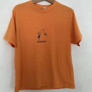モンベル(mont bell)のモンベルkids Tシャツ120サイズ(Tシャツ/カットソー)