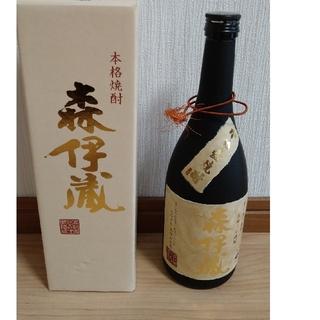 森伊蔵の空き瓶(焼酎)